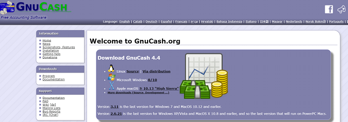 Gnu Best Budgeting Apps