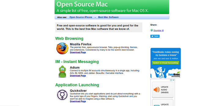 Open source mac Download Paid Software For Free