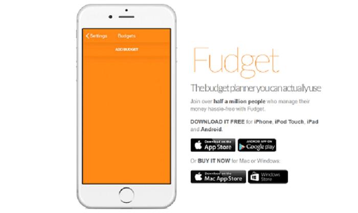 fudget Best Budgeting Apps