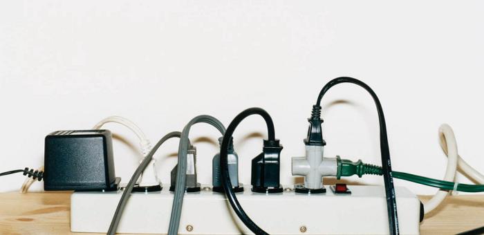 disconnect the multiple connectors