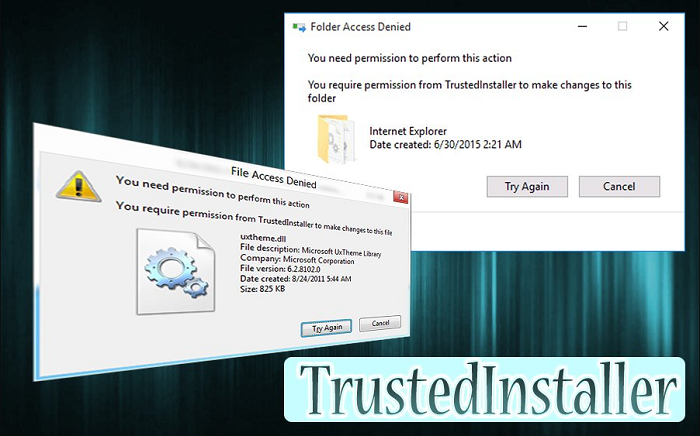 what is trustedInstaller