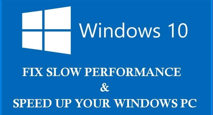 windows 10 very slow and unresponsive