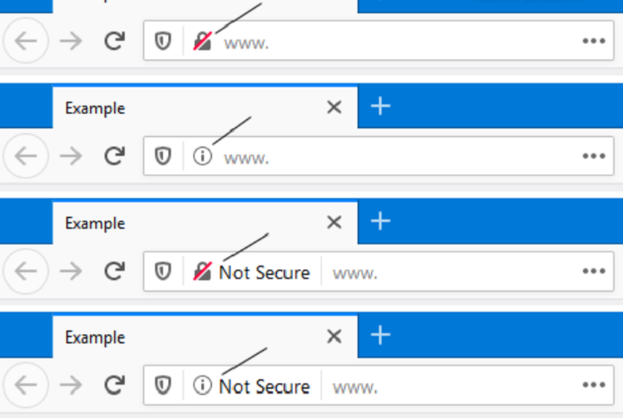view padlock icons
