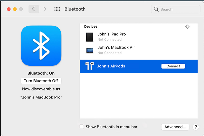 what to do if airpods do not connect to your mac